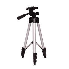 Portable Flexible Aluminum Tripod Stand for Canon Camera Black