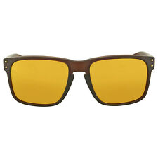 Oakley Holbrook Asia Fit Matte Root Beer Sunglasses