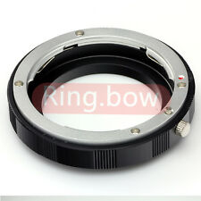Macro Nikon F AI Mount Lens to M42 Screw Camera Lens Adapter