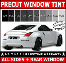 2ply HP All Sides + Rear PreCut Window Film Any Tint Shade Cut BMW 3,5,6,7Series