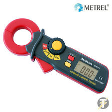 Metrel/Alphatek TEK775 Mini Clamp AC Leakage Current Tester Meter