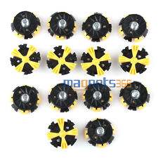 14pcs Champ Spikes Stinger Screw Studs Small Metal Thread For Golf Sports shoes