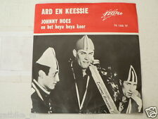 EP ARD EN KEESSIE TELSTAR ARD SCHENK,KEES VERKERK SINGLE 7 INCH JOHNNY HOES