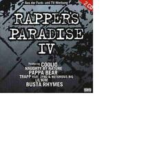 Les rappeurs's paradise vol. 4/Heavy D too short Gravediggaz without rhymes the roots