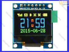 0.95'' RGB Color SPI OLED LCD screen 96*64 65K display module 3.3-5v SSD1331