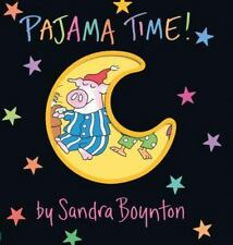 Pajama Time! Boynton on Board