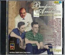 Bandoneon Arrabalero Latin Music CD New