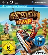 Sony PS3 Playstation 3 Spiel ***** Cabelas Adventure Camp * Cabela's ****NEU*NEW