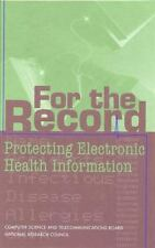 For the Record: Protecting Electronic Health Information-ExLibrary