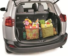 NEW 2013-2016 Toyota RAV4 Rear Trunk Envelope Style Cargo Net Storage Organizer