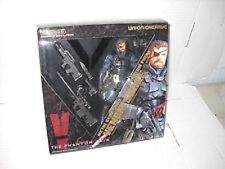 Union Creative Vulcanlog Metal Gear Solid V The Phantom Pain Venom Snake Genuine