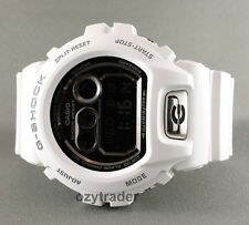 Brand New Casio G-Shock GD-X6900FB-7 XL Gloss White Black Shock Resistant Watch