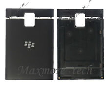 Housing Battery Back Cover Case For BlackBerry Passport Q30 SQW100-1 Black