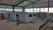 Westfalia Clásica Vintage Barco Antiguo Caravana Camper Herramienta Caja Remolque en forma de lágrima