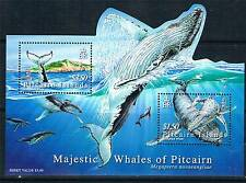 Pitcairn Is 2006 Humpback Whales MS SG 723 MNH