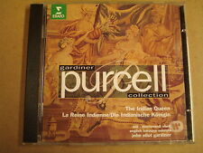CD ERATO / PURCELL- THE INDIAN QUEEN / JOHN ELIOT GARDINER