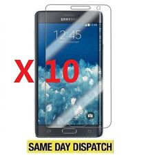 10 X Ultra Clear front Screen Protectors Cover Film for Samsung Galaxy A5 A500F