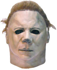 Halloween 2 LifeSize Costume MICHAEL MYERS LATEX DELUXE MASK Haunted House NEW