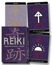 Reiki Inspirational Cards by Anna Eva Jahier (2017)