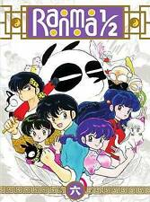 Ranma 1/2: Set 6 New DVD