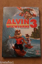 Alwin i Wiewiórki - Alvin and the Chipmunks DVD English Polish Russian