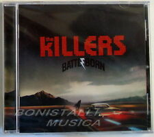 THE KILLERS - BATTLE BORN - CD Sigillato