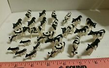 1/64 ERTL FARM TOY QTY OF 20 HOLSTEIN DAIRY COWS 5 calves CATTLE 4 YOUR DISPLAY