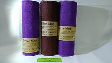 "NEW LOT OF 3. Deco Mesh 6"" x 10 YARDS FREE SHIPPING"