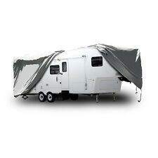 5th Wheel Trailer Cover fits Trailers 20' to 23' - 4 Layers