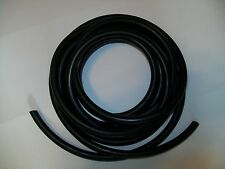 10 ft. Black Surgical Latex Rubber Tubing 1/4 ID 3/8 OD