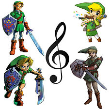 COLLECTION LEGEND OF ZELDA PIANO SHEET MUSIC SCORES ON CD
