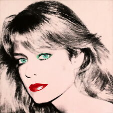 Andy Warhol Farrah Fawcett Giclee Canvas Print Paintings Poster Reproduction Cop
