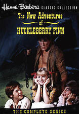 `New Adventures of Huckleberry Finn, The`  DVD NEW