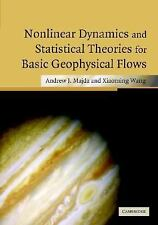 NEW - Nonlinear Dynamics and Statistical Theories for Basic Geophysical Flows