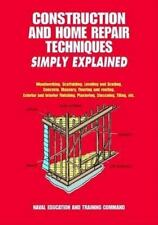 Construction and Home Repair Techniques Simply Explained-ExLibrary