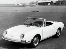 Photo de presse / Press Photograph  FIAT ABARTH 1000 OT Spider //