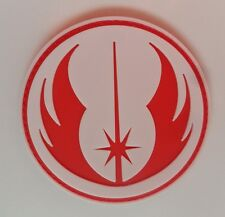 STAR WARS JEDI ORDER Tactical Military Morale 3D PVC   Patch  SJK    349