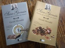 BIOGRAPHIE SAINT-GERMAIN I II - MESSADIE LOUIS XV OCCULISME AFFAIRE ETAT -2004