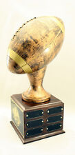 FANTASY FOOTBALL TROPHY 18 YEAR PERPETUAL- FREE ENGRAVING!!! SHIPS IN 1 DAY!!