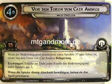 Lord of the Rings LCG - 1x davanti ai cancelli di cair Andros #071 - gli eredi di