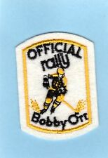 Bobby Orr 1972 Boston Bruins Hockey Rally Patch 2 X 3 Mt Could be sewed On
