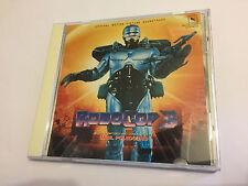 ROBOCOP III (Poledouris) OOP Japanese Varese SLCS Soundtrack Score OST CD EX