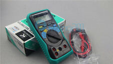 New Kyoritsu 1009 Auto-Ranging, Average-Sensing Digital Multimeter, 600V, 10 Amp