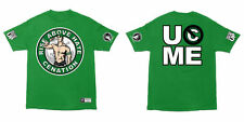 WWE JOHN CENA OFFICIAL LICENSED AUTHENTIC MENS T-SHIRT KIDS X-LARGE SALUTE