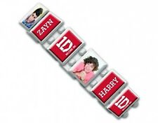 ONE DIRECTION group 2012 EXPANDABLE BRACELET official licensed merchandise 1D