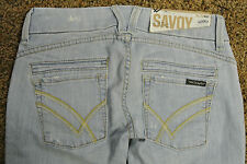 JUSTIN T WILLIAM RAST SAVOY FLARE Jeans 25X33 NWT$220 RARE FORTUNE FADED WASH