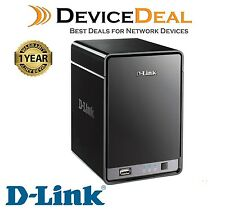 D-Link DNR-322L SecureCenter 2-Bay Cloud Network Video Recorder (NVR)