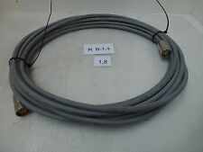 Lapp Cable Flexible aceite Classic 115 CY 7x1,5 ROHS con conector,Longitud