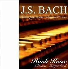 Hank Knox, Bach: Oeuvres Pour Clavier (Keyboard Works), Excellent