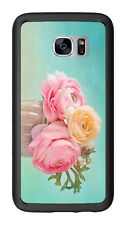 Vintage Vase With Flowers For Samsung Galaxy S7 G930 Case Cover by Atomic Market